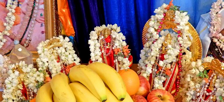 The Navratri Festival