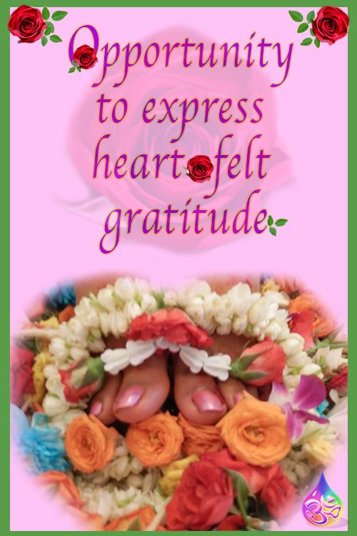 """Guru Purnima-The Sacred Day for Honoring the """"Guru"""""""