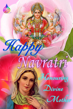 Honoring Divine Mother