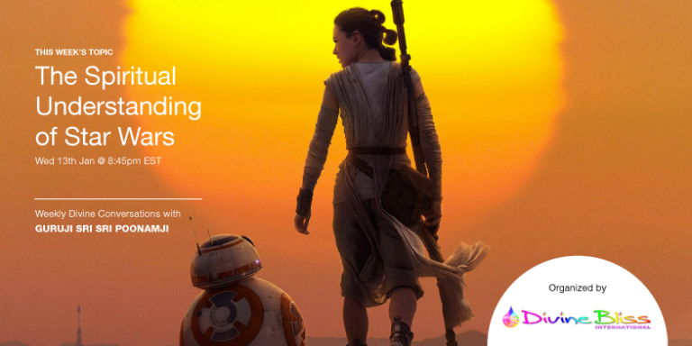 Let the Force Awaken in You – the Spiritual Truth of Star Wars