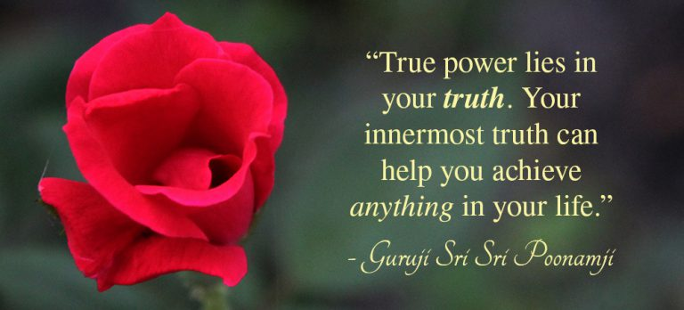 True Power Lies in Your Truth