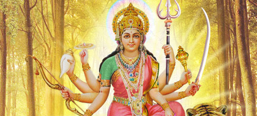 Honouring Divine Mother