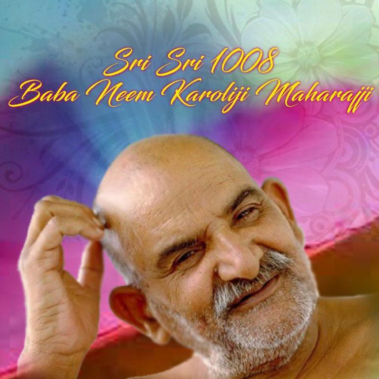 Honoring His Holiness Sri Sri 1008 Baba Neem Karoli ji Maharaj on 11th September