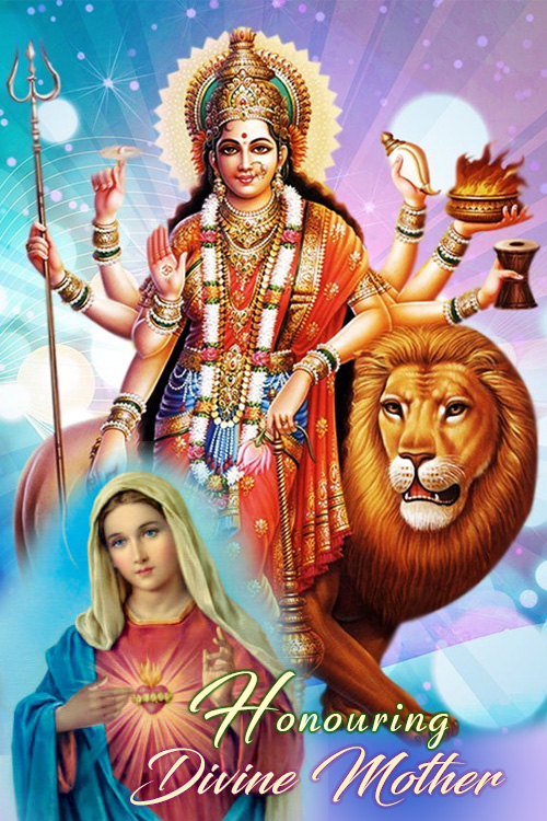 Honoring Almighty Divine Mother