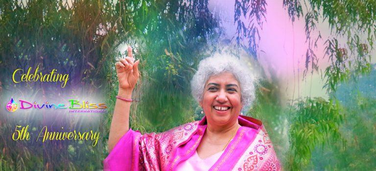 Divine Bliss International Celebrates 5th Anniversary