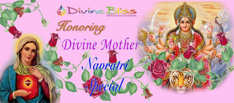 Honouring Divine Mother from Sunday, 18th Mar to Monday, 26th Mar 2018